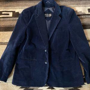Vintage corduroy blazer medium